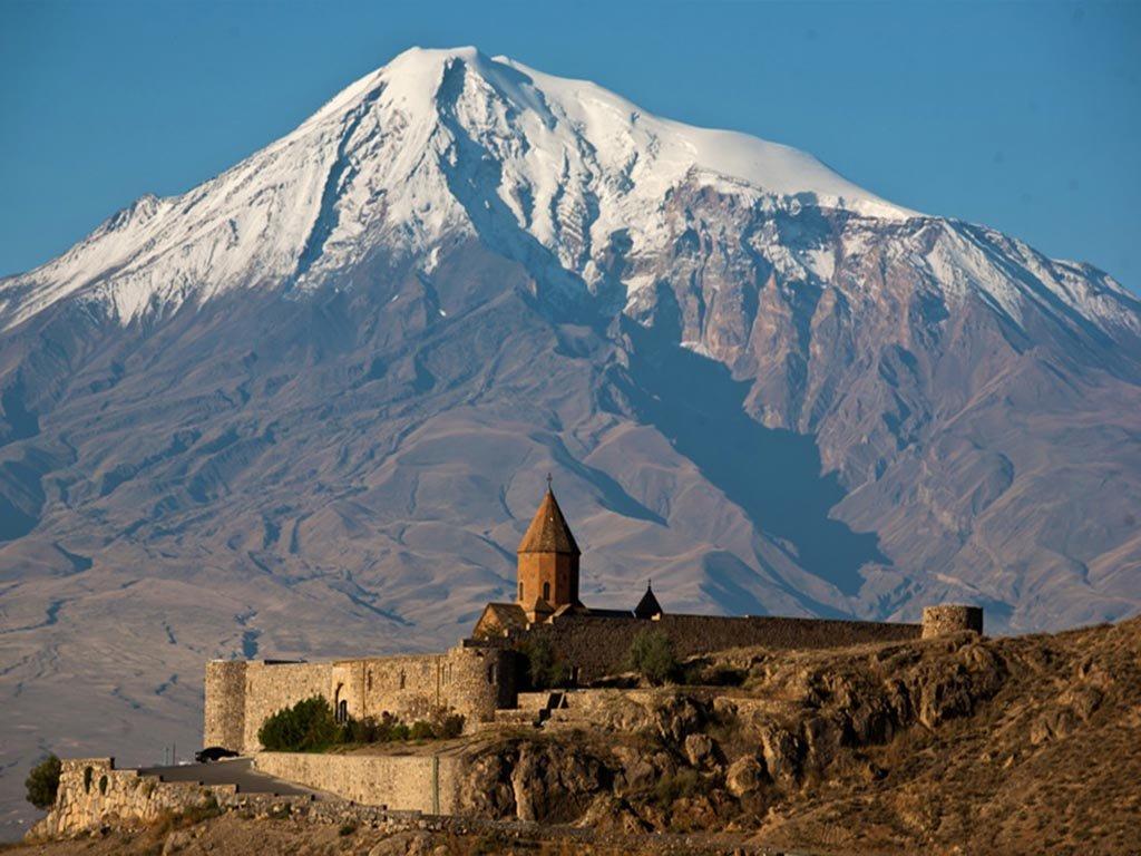 IeQjTXQtiJQ Хор Вирап в Армении.