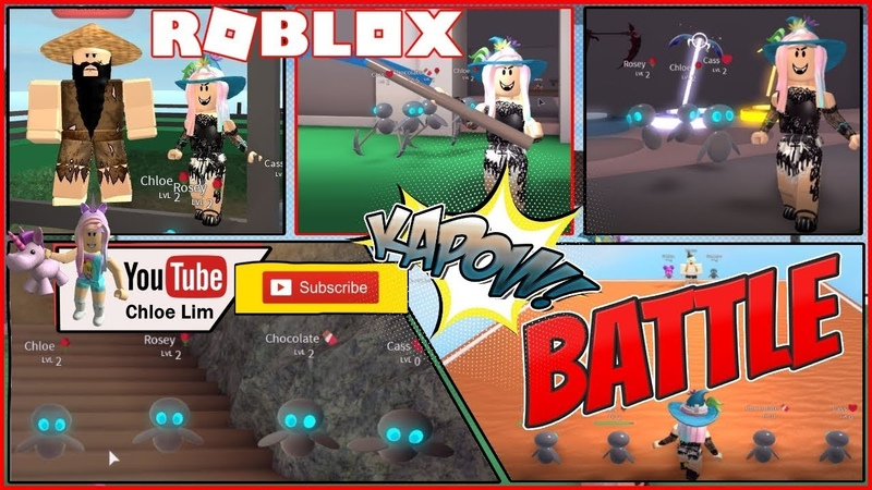 🤖 Roblox Robot Simulator! Building 4 cute robots, mining gears completing quests! Loud Warning!