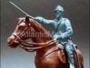 Солдатики 1 32 Conte Генерал Джон Рейнольдс МЕТАЛЛ №33