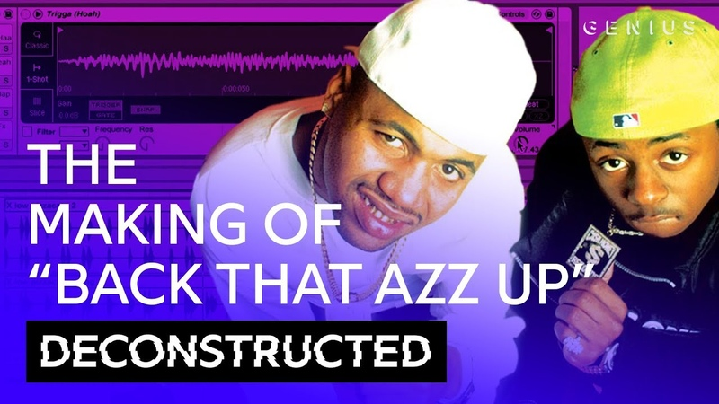 The Making Of Juvenile's Back That Azz Up With Mannie Fresh Deconstructed