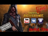 PLAYERUNKNOWN'S BATTLEGROUNDS / Ночной стрим