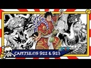 One Piece 922 923 - A Fúria do Dragão Bêbado!! Luffy vs Kaidou!! Review