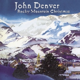 John Denver альбом Rocky Mountain Christmas