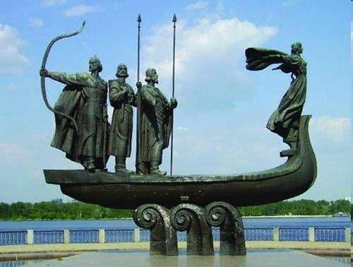 Кий, князь киевский: биография и историческое свидетельство