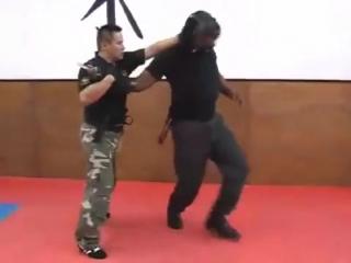 Самооборона от нападения с ножом