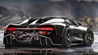 Nissan GT-R 50, Bugatti Chiron Divo, Электрокар 5297 л.с, F1 медленнее 919 EVO