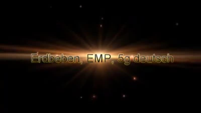 Erdbeben - EMP - 5G - Und mehr schlechte Nachrichten (Deborah Tavares) in Deutsch übersetzt!
