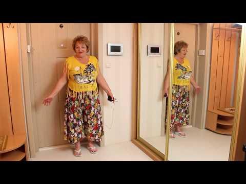 Как сшить юбку брюки на лето 2018