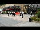 Поднятие государственного флага Китая
