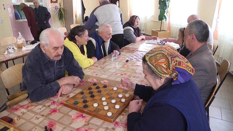 Міський Центр Спорт для всіх. Шашково-шаховий турнір у Центрі надання соціальних послуг Родина