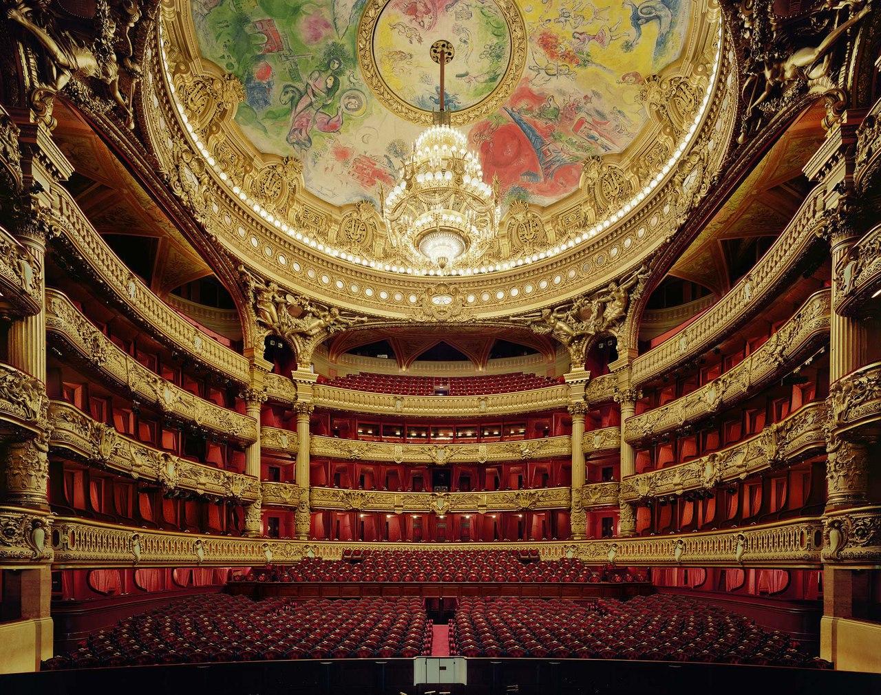 Лучшие оперные театры.