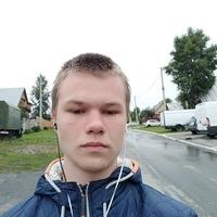 Анкета Александр Комаров