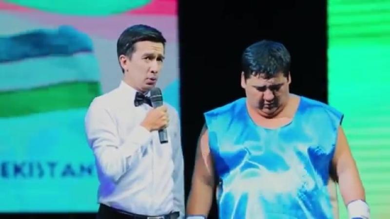 Million jamoasi - Pok-Pok RIO Hasanboy Dostmatov