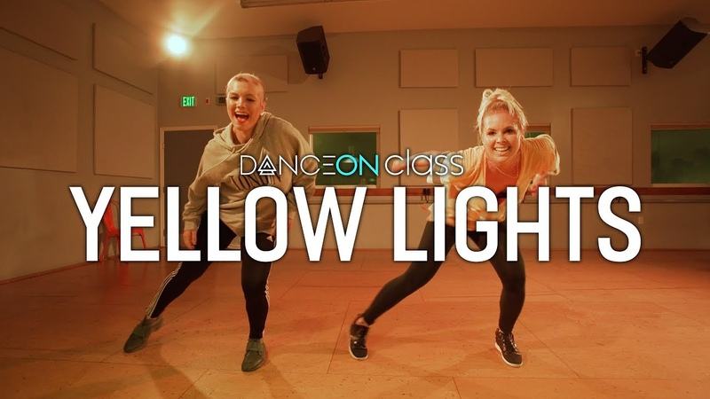 Natania - Yellow Lights   Criscilla Anderson Choreography   DanceOn Class