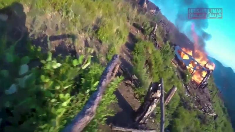 Türkmen Dağında zalim rejimin geride 80 ölüyaralı bıraktığı 9 Temmuz günü gerçekleştiren operasyonun videosu - 3. Bolüm