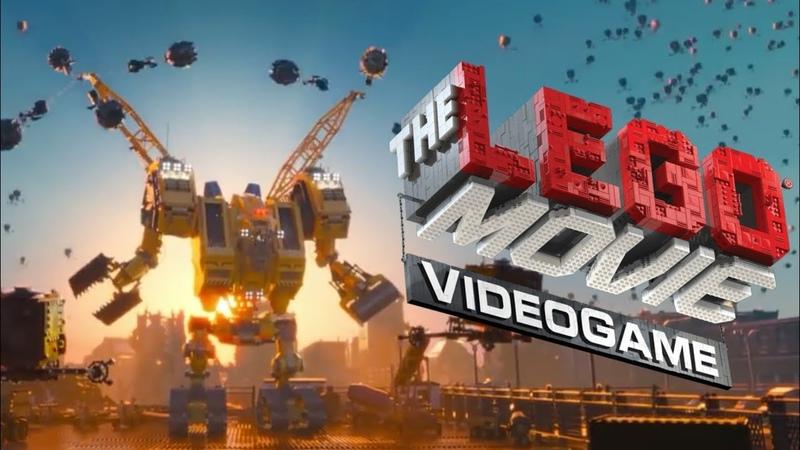 МНОГО ВЗРЫВОВ 🎇 The lego Movie videogame