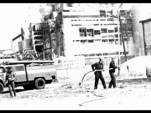 Хроника аварии на 4 блоке ЧАЭС (1 часть Ночь 26 апреля)