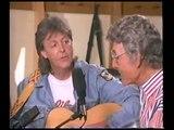 Carl Perkins and Paul McCartney Carl Perkins Medley