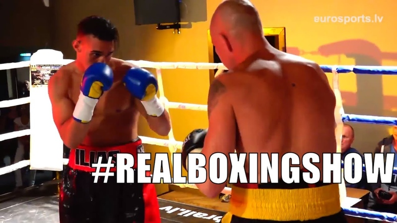 11.07.2015 Fight 7. All stars boxing 2015 RealBoxingShow