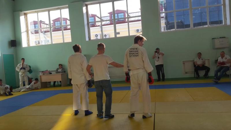 22.04.18 Линник vs Малиновский 60 кг 15-16 лет финал