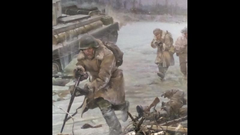 В память о прорыве блокады Ленинграда