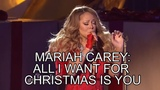 Mariah Carey Rockefeller Center 2014 'All I Want For Christmas Is You' Live Performance BEST VOCALS