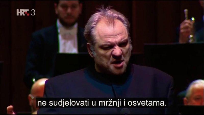 Andrea Chénier - 'Nemico della patria?!' [HR]