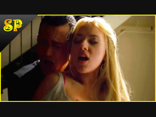 Sp - scarlett johansson don jon sex,scene porn,celebrity,stars hot,red ass,poppy,эротическая сцена,двигает попкой,стонет