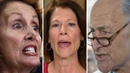 Democrats Turn On Chuck Nancy Demand Border Wall End To Gov't Shutdown