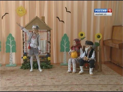Детская передача «Шонанпыл» 22 06 2016