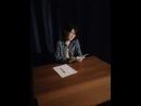 Жастар таңдайды Молодежь предпочитает атты жобасына қатысушы Қадырбекова Гүлжанат жастарды кітап оқуға шақырады