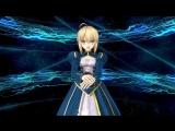 Artoria Pendragon Saber - FateGrand Order Arcade