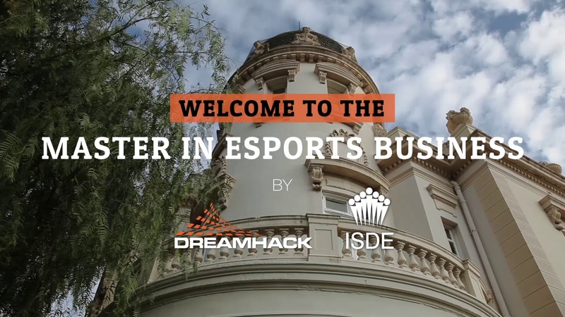 Looking for a career in the esports industry