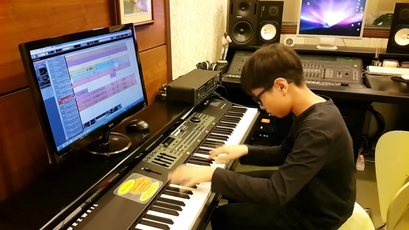 Michael Jackson -Bad(Piano Cover)-yohan Kim