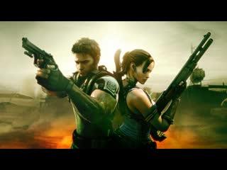 Resident Evil 5 CO-OP #5