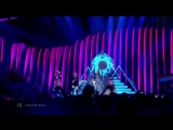 Saara Aalto - Monsters - Finland - LIVE - First Semi-Final - Eurovision 2018