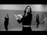 Урок по импровизации и танцу у АЛИНЫ КУЛЕМАСОВОЙ