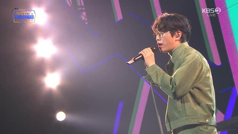 10cm - Mattress @ 2018 KBS Gayo Daechukje 181228