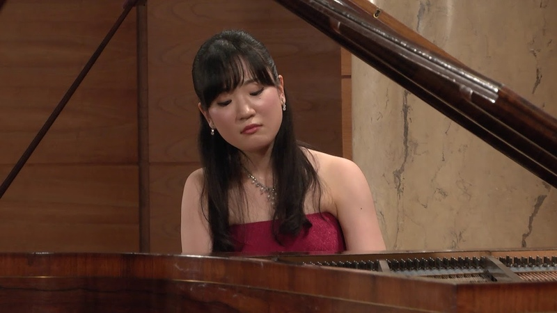 Yui Nakamura – Sonata in B flat minor, Op. 35 (Second stage)