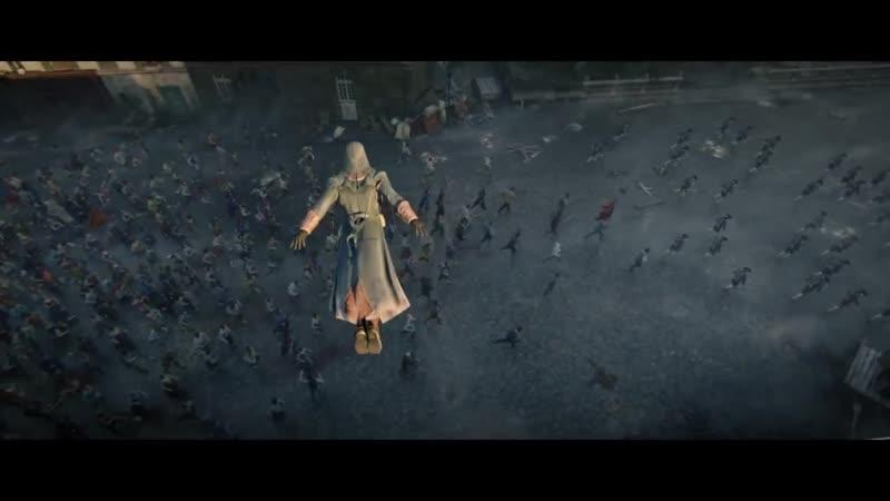 Assassins Creed Unity E3 2014 World Premiere Cinematic Trailer [EUROPE]