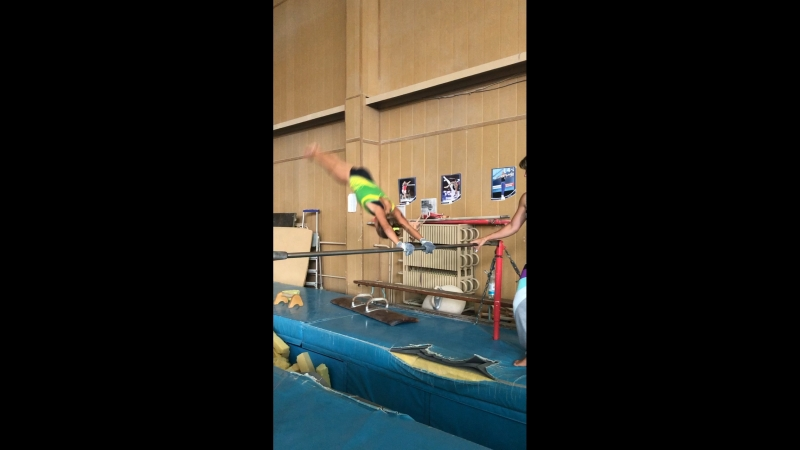 Моя гимнастка