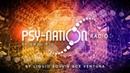 Psy-Nation Radio 010 - incl. Electric Universe Mix Ace Ventura Liquid Soul