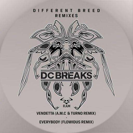 DC Breaks альбом Vendetta (A.M.C & Turno Remix) / Everybody (Flowidus Remix)