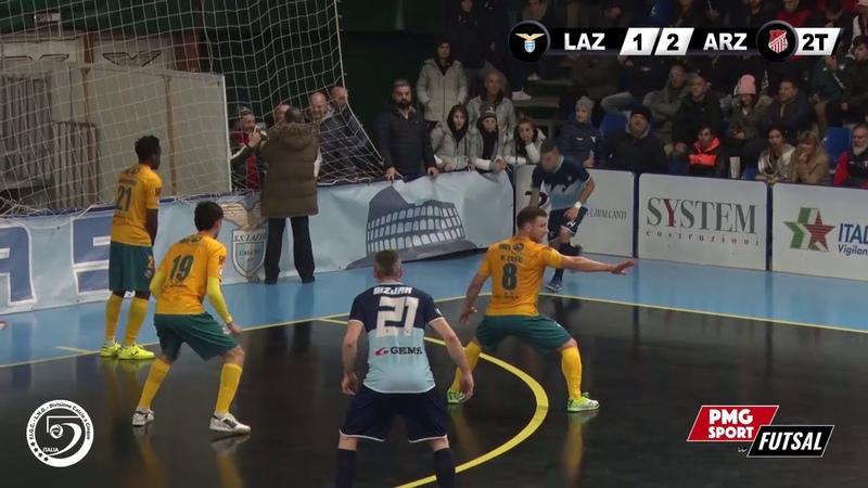 Serie A PlanetWin 365 Futsal | S.S. Lazio vs Real Futsal Arzignano Highlights
