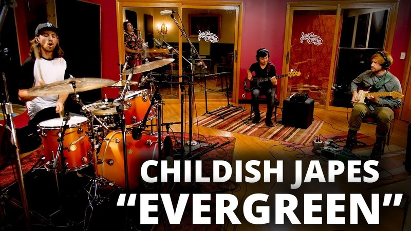 Meinl Cymbals - JP Bouvet with Childish Japes - Evergreen