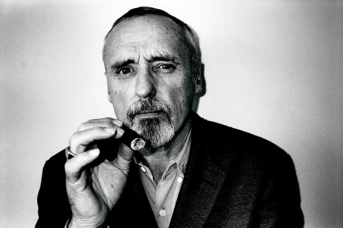 45-Minute interview with Dennis Hopper on BLUE VELVET and his film career highlights.