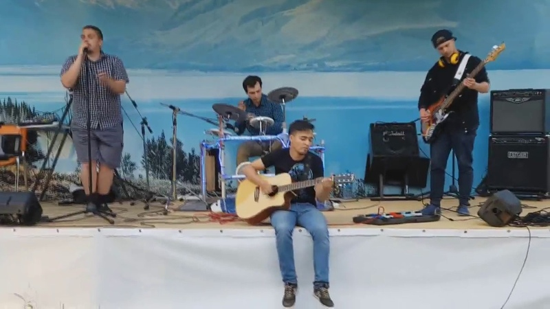 AVTOCOVER, рок-фест на Бызовой, этнопарк, 08.07.2018