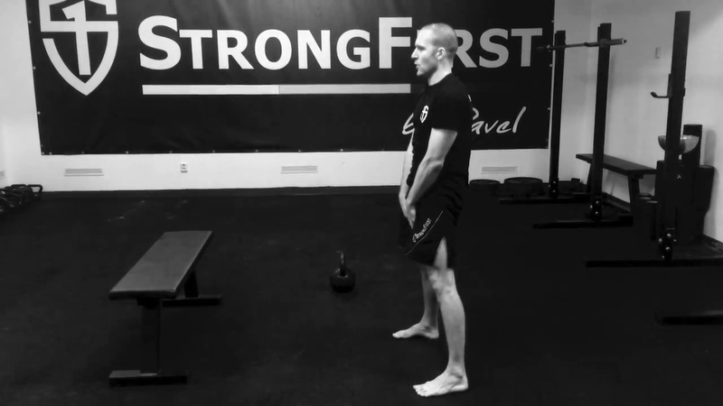Simple Sinister: A Tip for a Better Kettlebell Swing