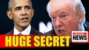 TOP NEWS OBAMA GOES FULL PANIC MODE AFTER THIS BIGGEST SECRET JUST GOT EXPOSED OVER TRUMP'S PROBE