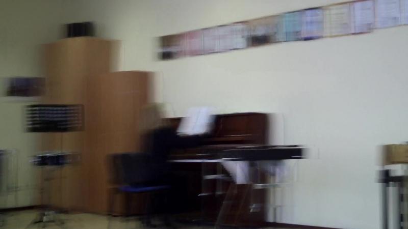 2015-04-30 Данил Викторов - Антильскин девы - Непрерывное движение